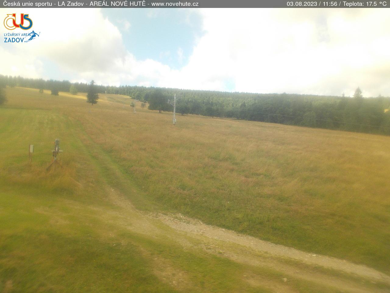 Webkamera - Nové Hutě